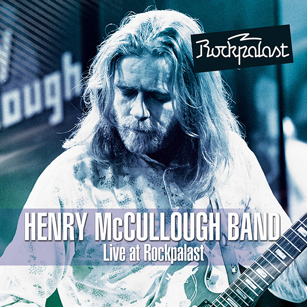 Henry McCullough Band – Live at Rockpalast
