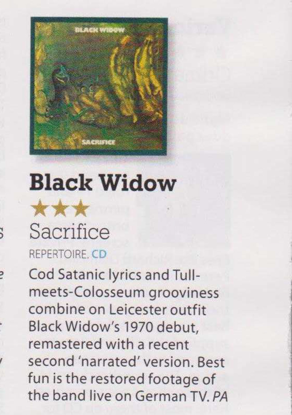 Black-Widow-Mojo-Review-February-2015