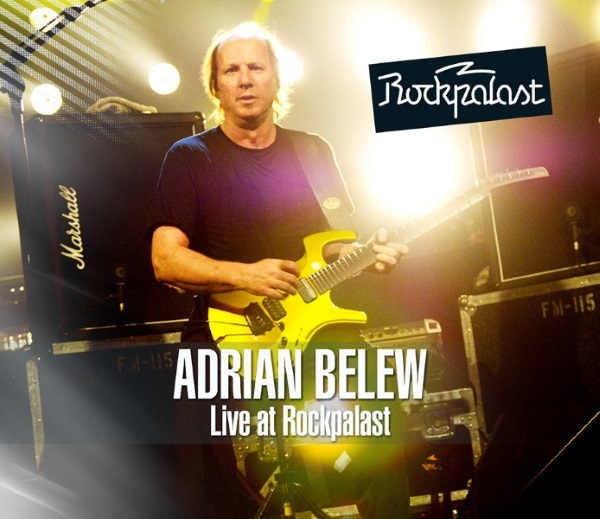 Adrian Belew – Live At Rockpalast
