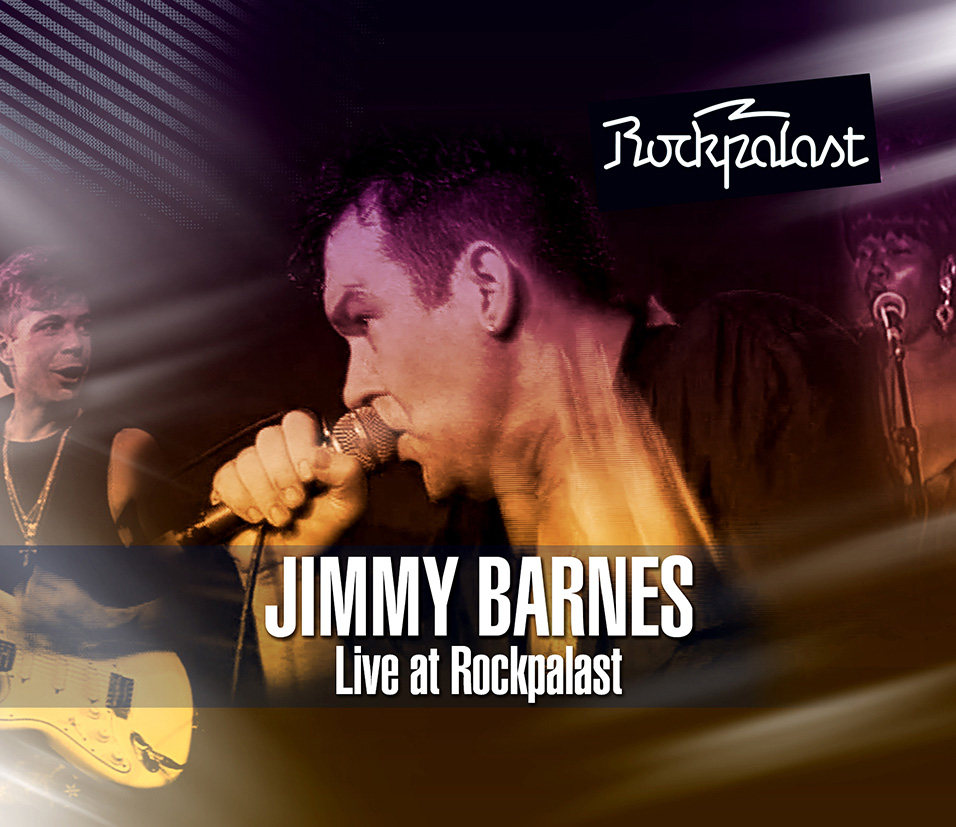 Jimmy Barnes – Live At Rockpalast