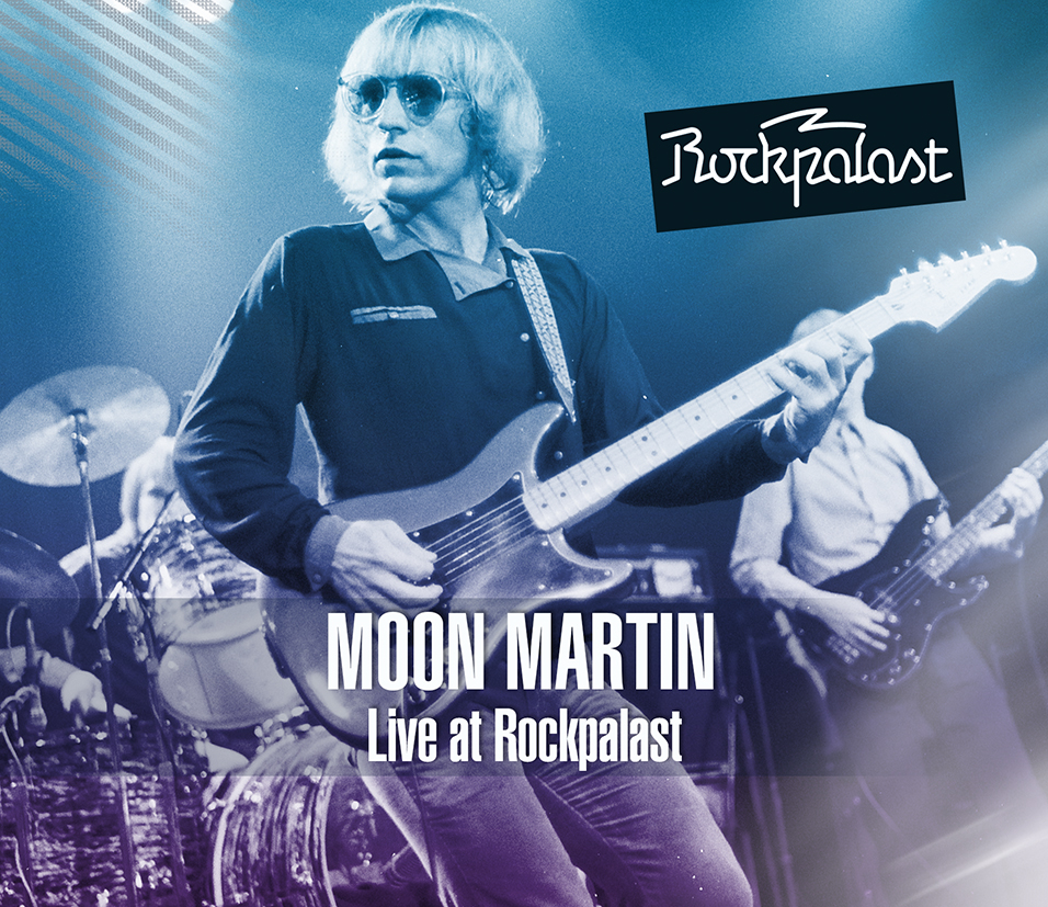 Moon Martin – Live at Rockpalast
