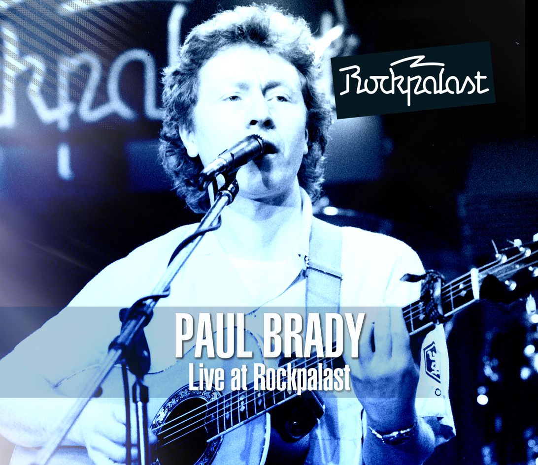Paul Brady – Live At Rockpalast