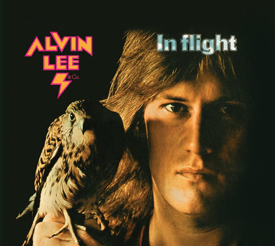 Alvin Lee – In Flight (Vinyl LP)
