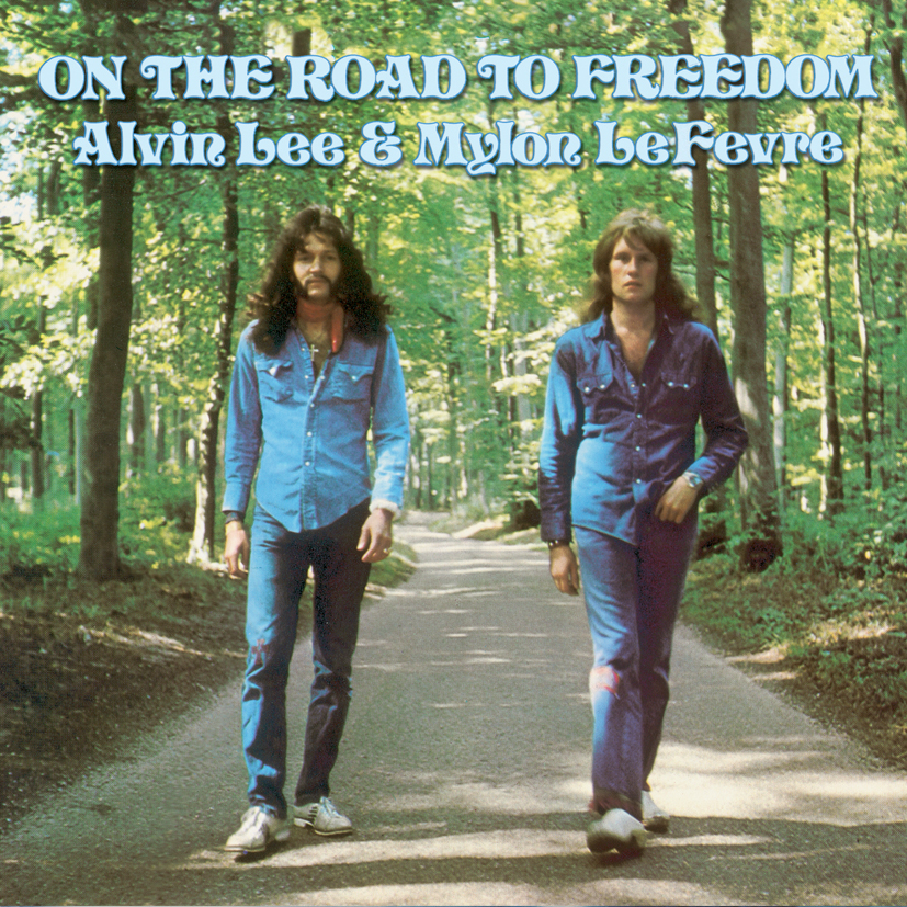 Alvin Lee & Mylon LeFevre – On the Road to Freedom (Vinyl LP)