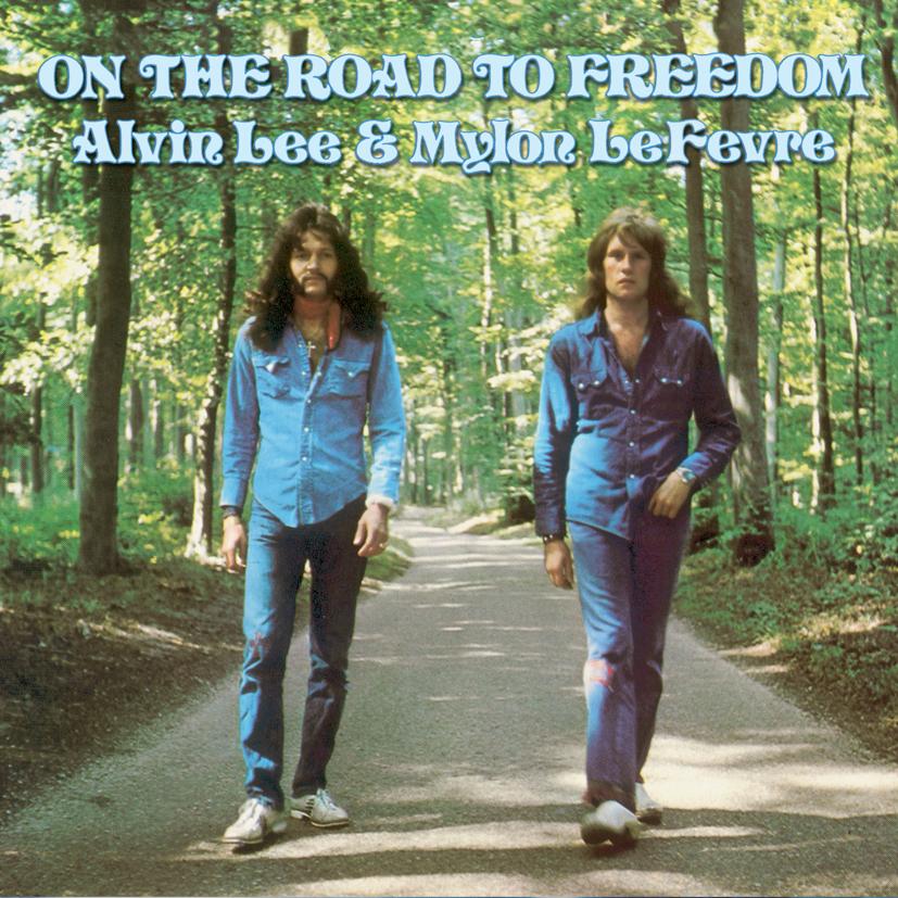 Alvin Lee & Mylon LeFevre – On the Road to Freedom (Vinyl LP)