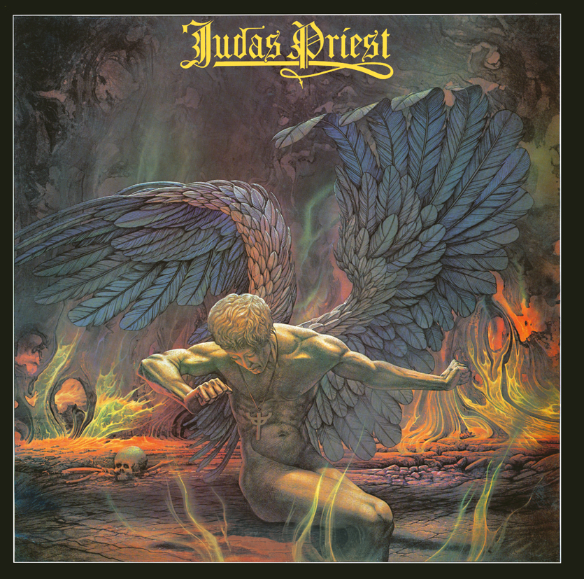 Judas Priest – Sad Wings of Destiny (Vinyl LP)