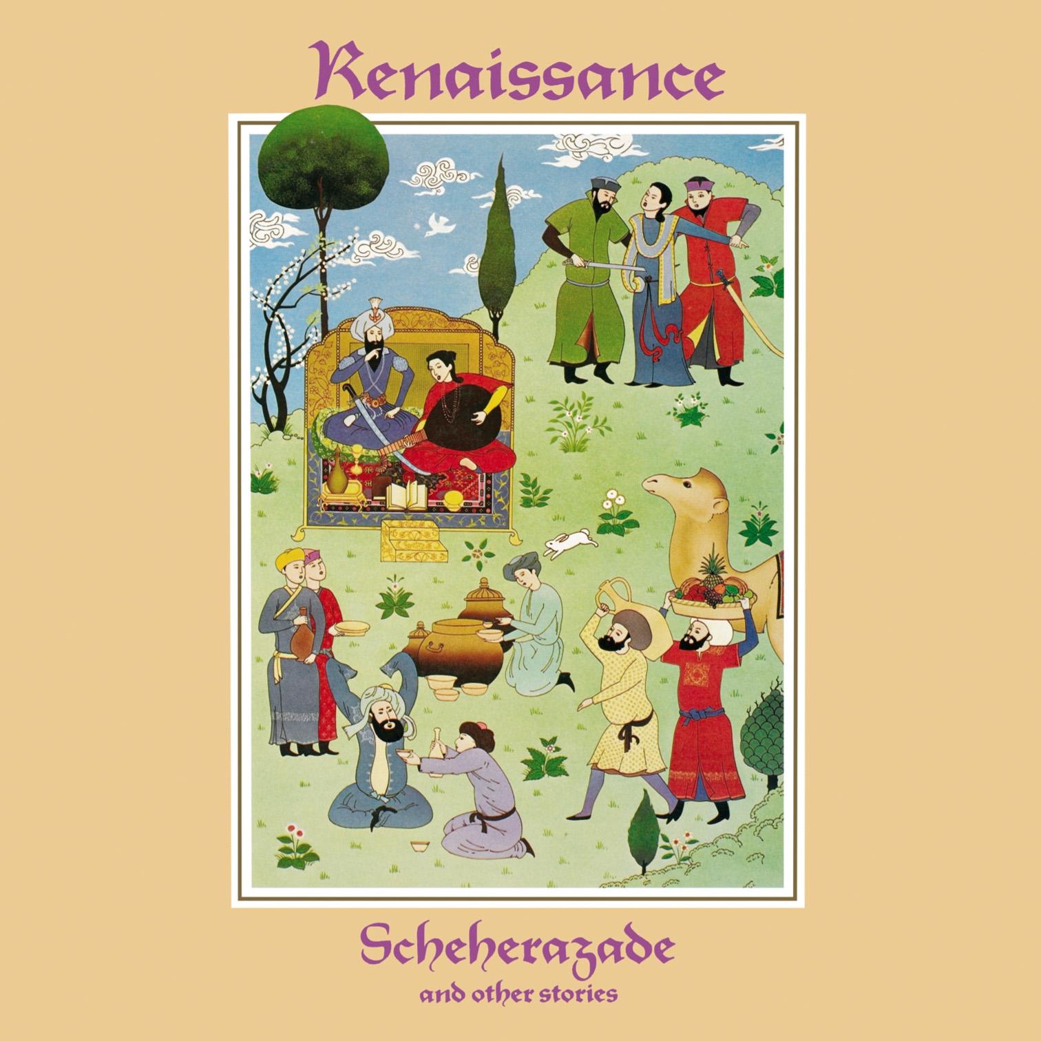 Renaissance – Scheherazade (Vinyl LP)