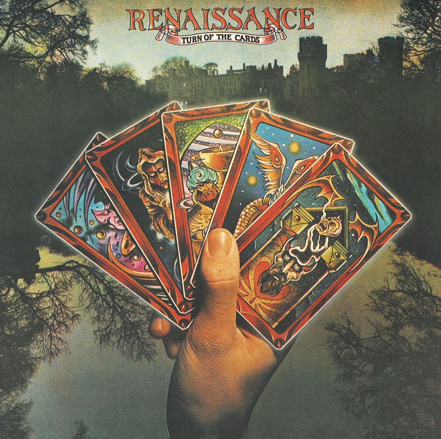 Renaissance – Turn of the Cards (Vinyl LP)