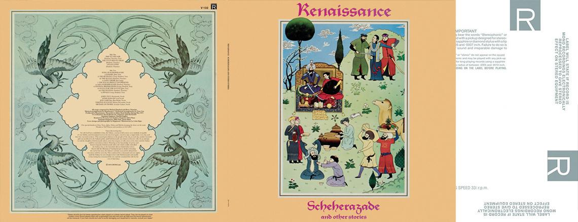 Scheherazade (Vinyl LP)