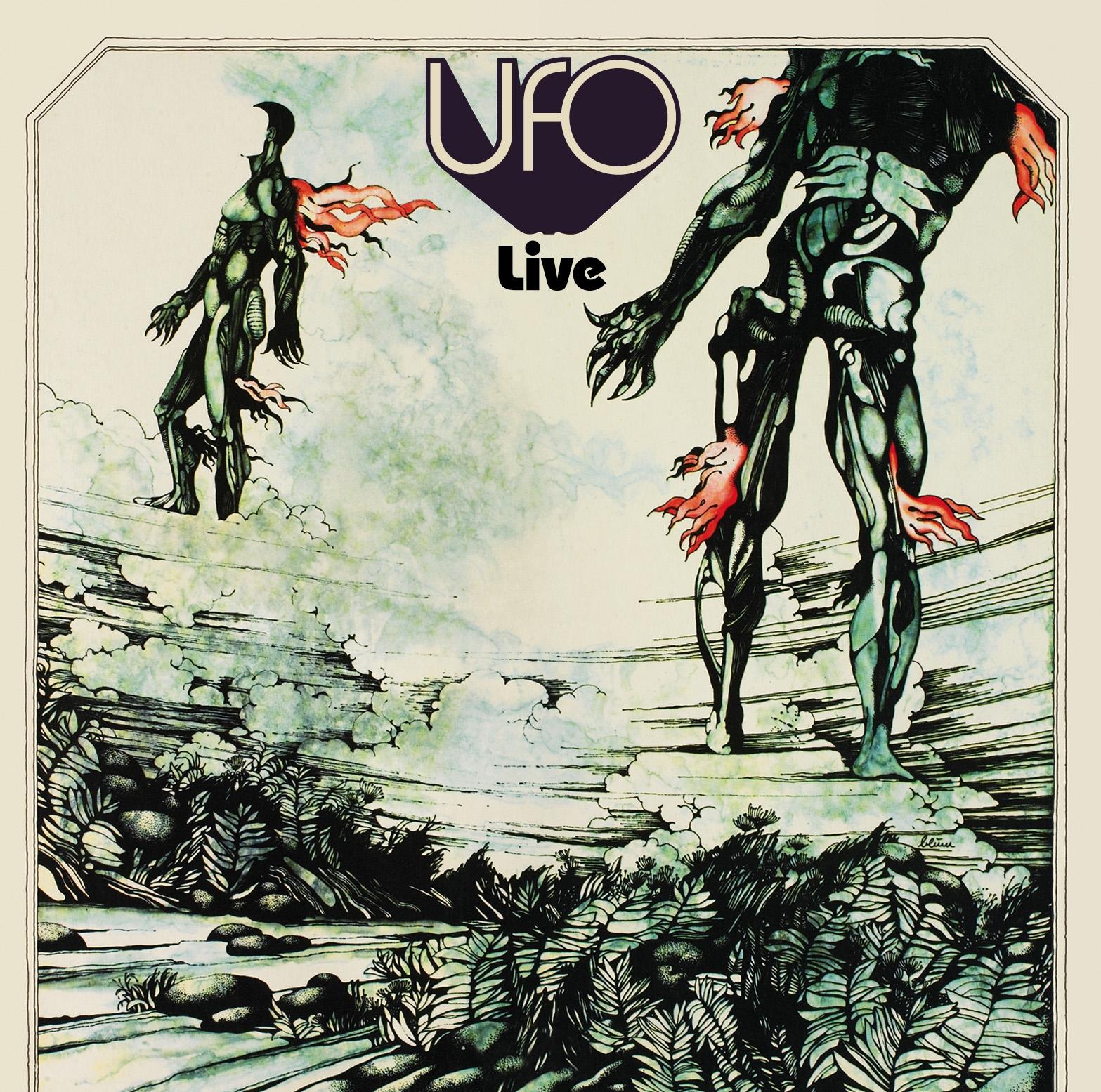 UFO – Live (Vinyl LP)