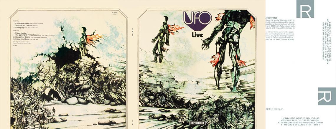 Live (Vinyl LP)