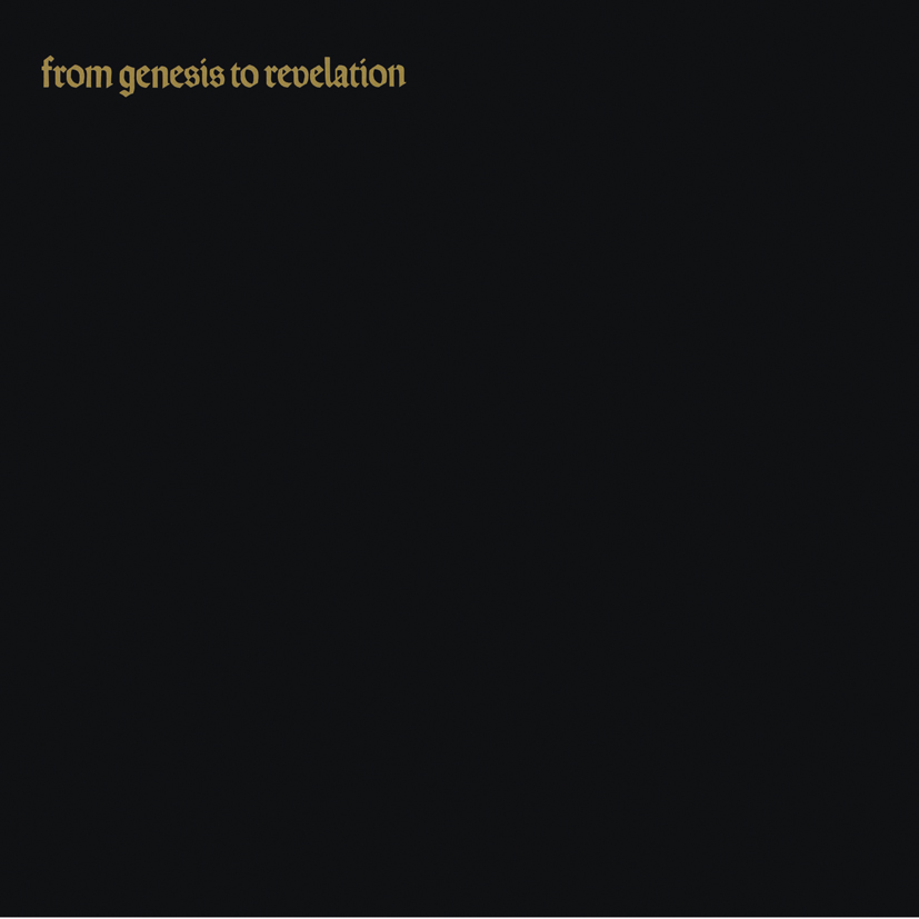 Genesis – From Genesis to Revelation (Mono Vinyl LP)