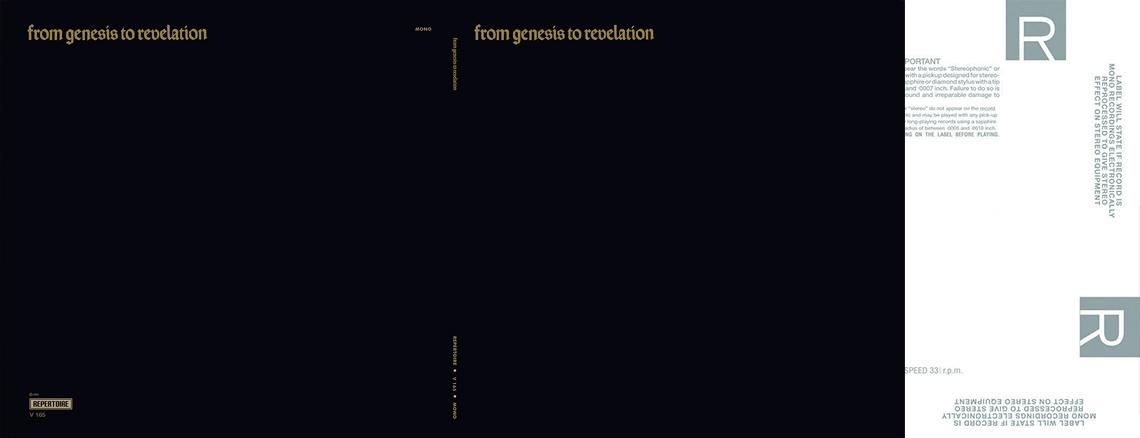 From Genesis to Revelation (Mono Vinyl LP)