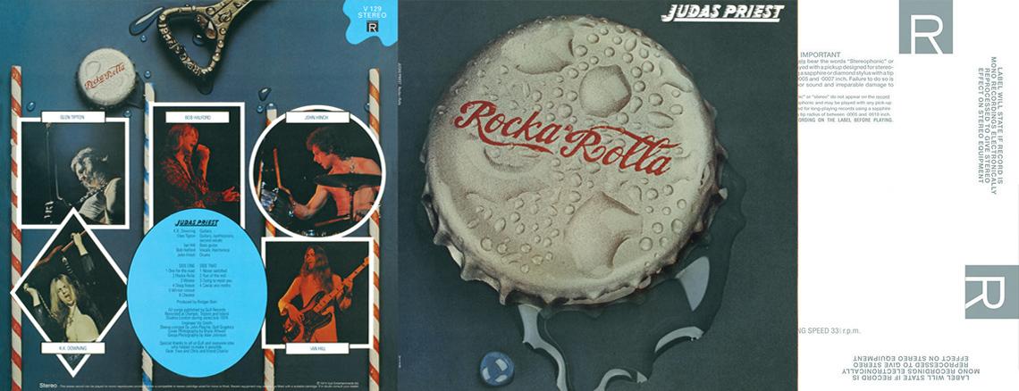 Rocka Rolla (Vinyl LP)