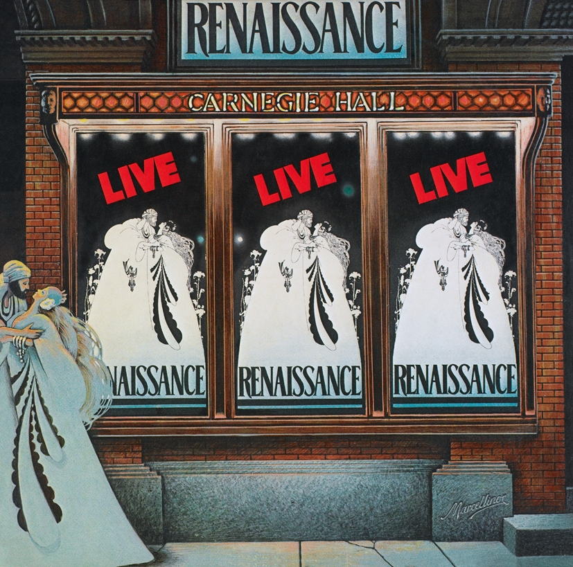Renaissance – Live At Carnegie Hall (Vinyl LP)