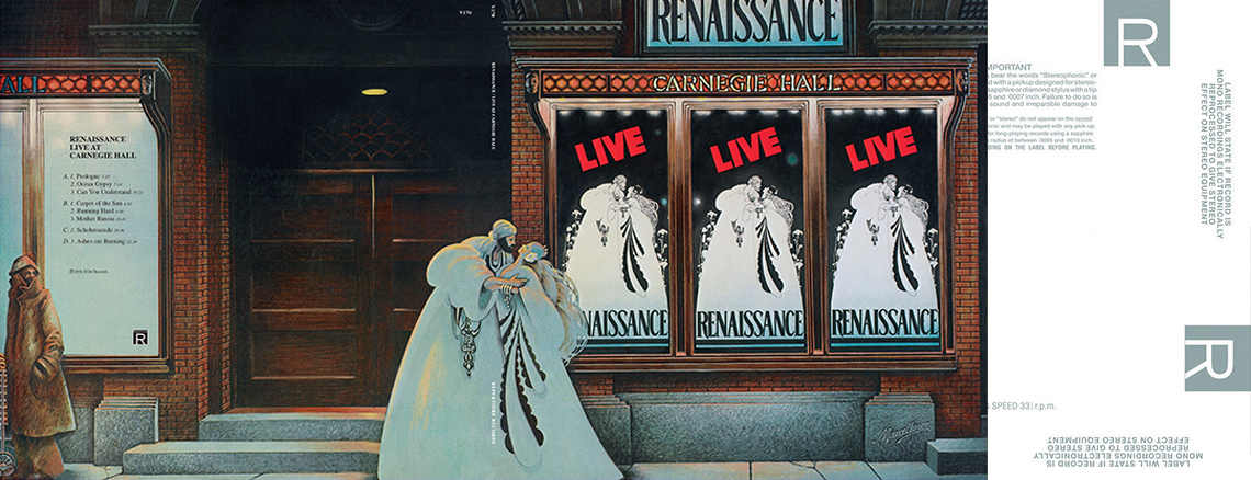 Live At Carnegie Hall (Vinyl LP)