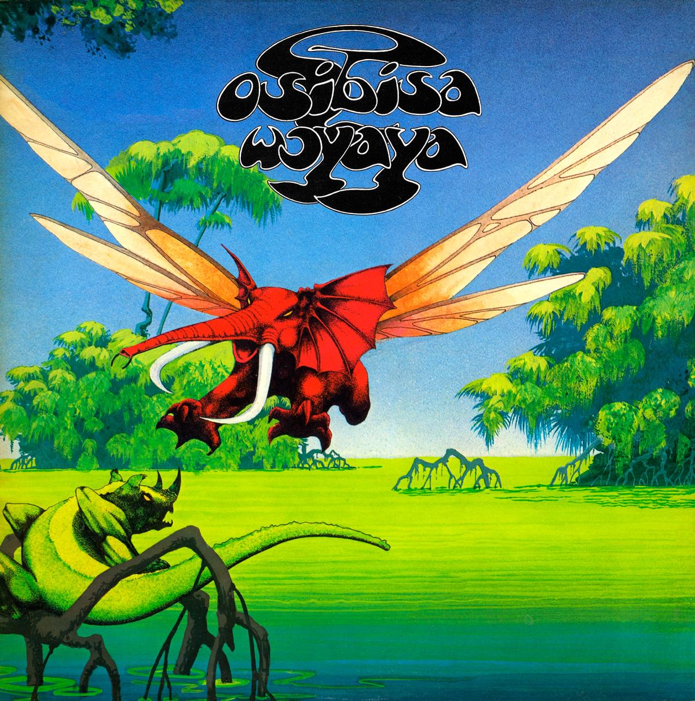 Osibisa – Woyaya Vinyl LP