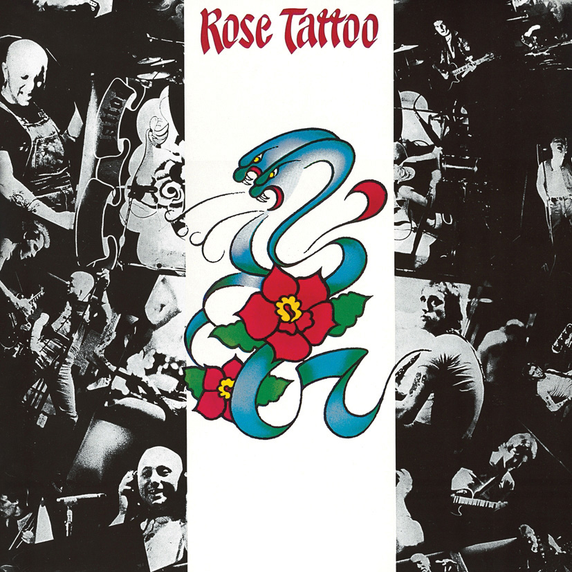 Rose Tattoo – Rose Tattoo 2016