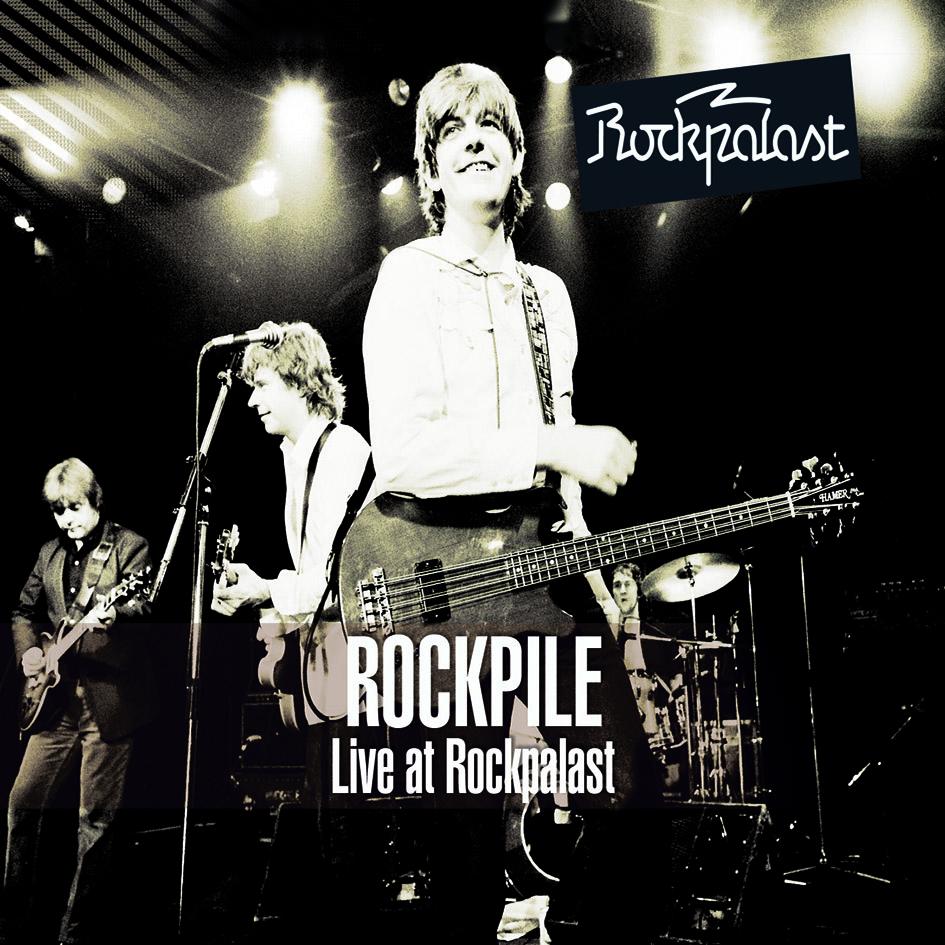 Rockpile – Live At Rockpalast (1980) 2LP+DVD