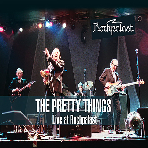 The Pretty Things – Live At Rockpalast
