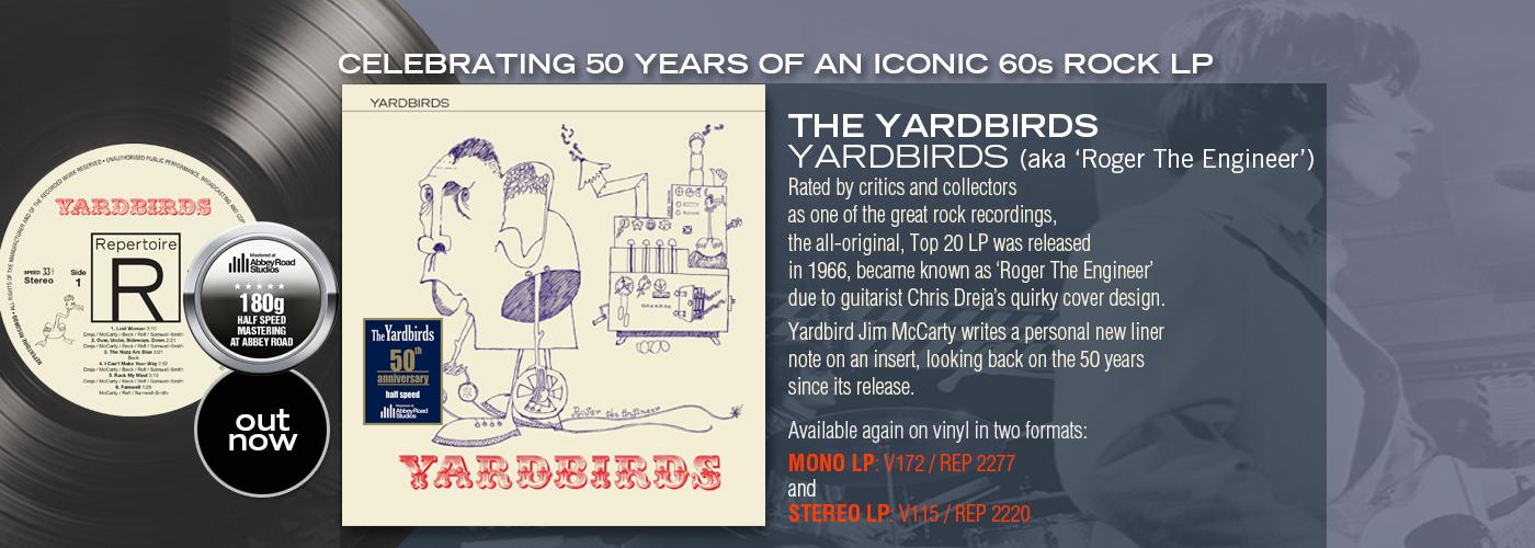 Yardbirds-Vinyl-out-now