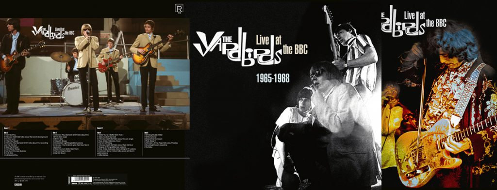 Live At The BBC (1965-68)