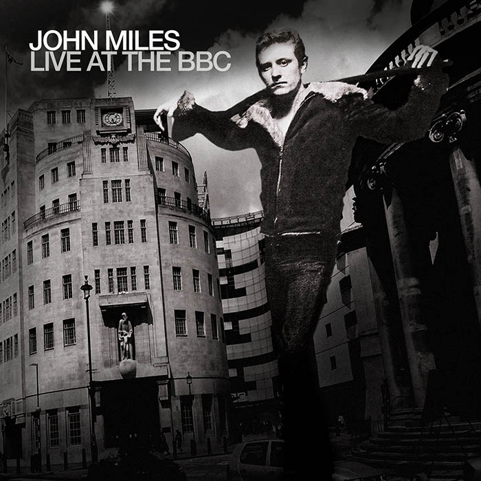 John Miles – Live At The BBC