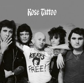 Rose Tattoo – Keef's Free