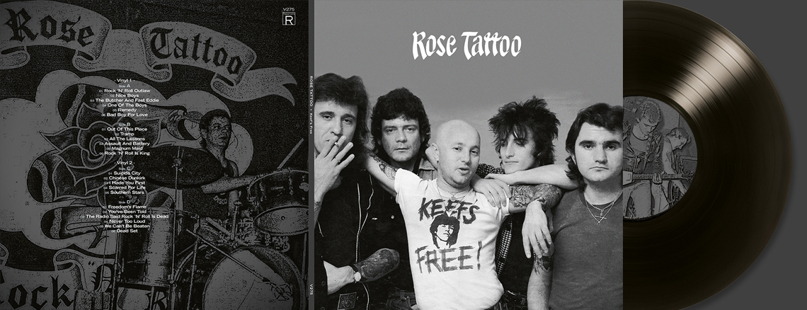 Repertoire Records Featured Vinyl