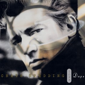 Chris Spedding – Café Days