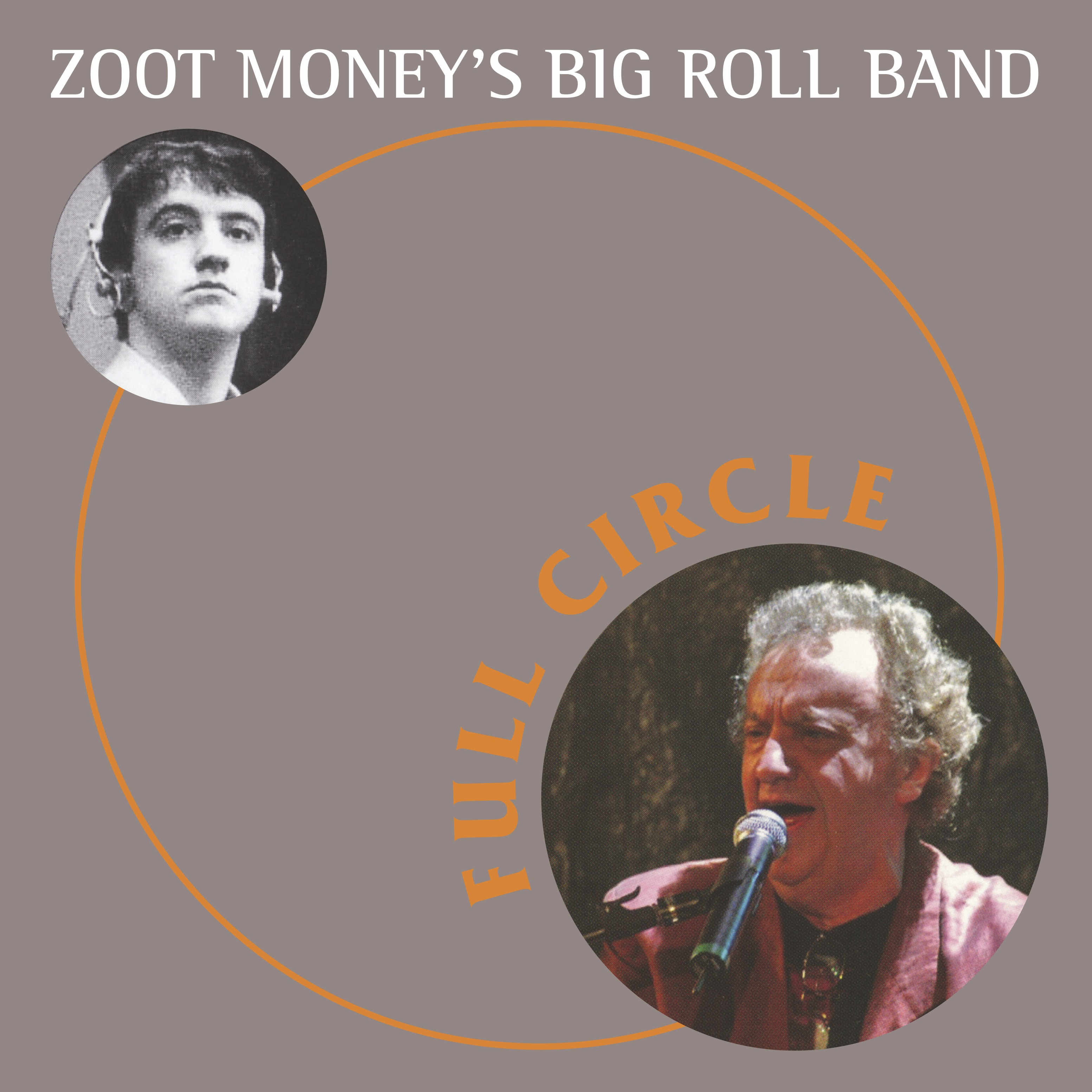 Zoot Money's Big Roll Band - Full Circle - Repertoire Records