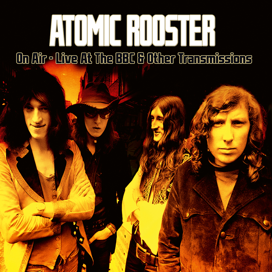 Atomic Rooster – On Air – Live At The BBC & Other Transmissions