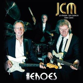 JCM – Heroes (LP)