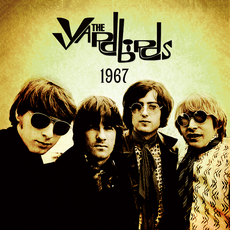 The Yardbirds – 1967 – Live in Stockholm & Offenbach