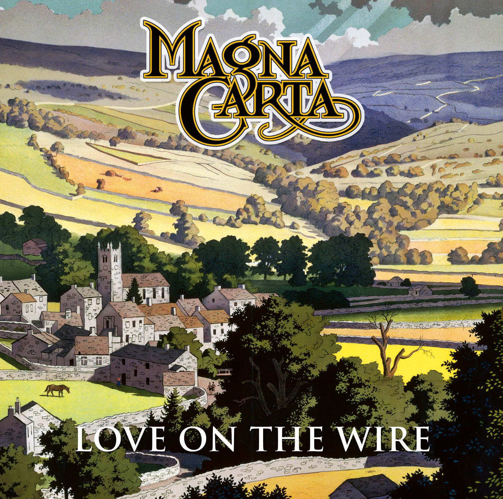 Magna Carta – Love On The Wire – BBC Sessions, Live & Beyond (CD)