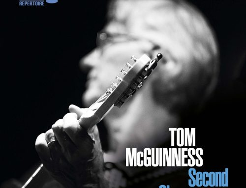 """Second Glance"" the new album from Tom McGuinness"