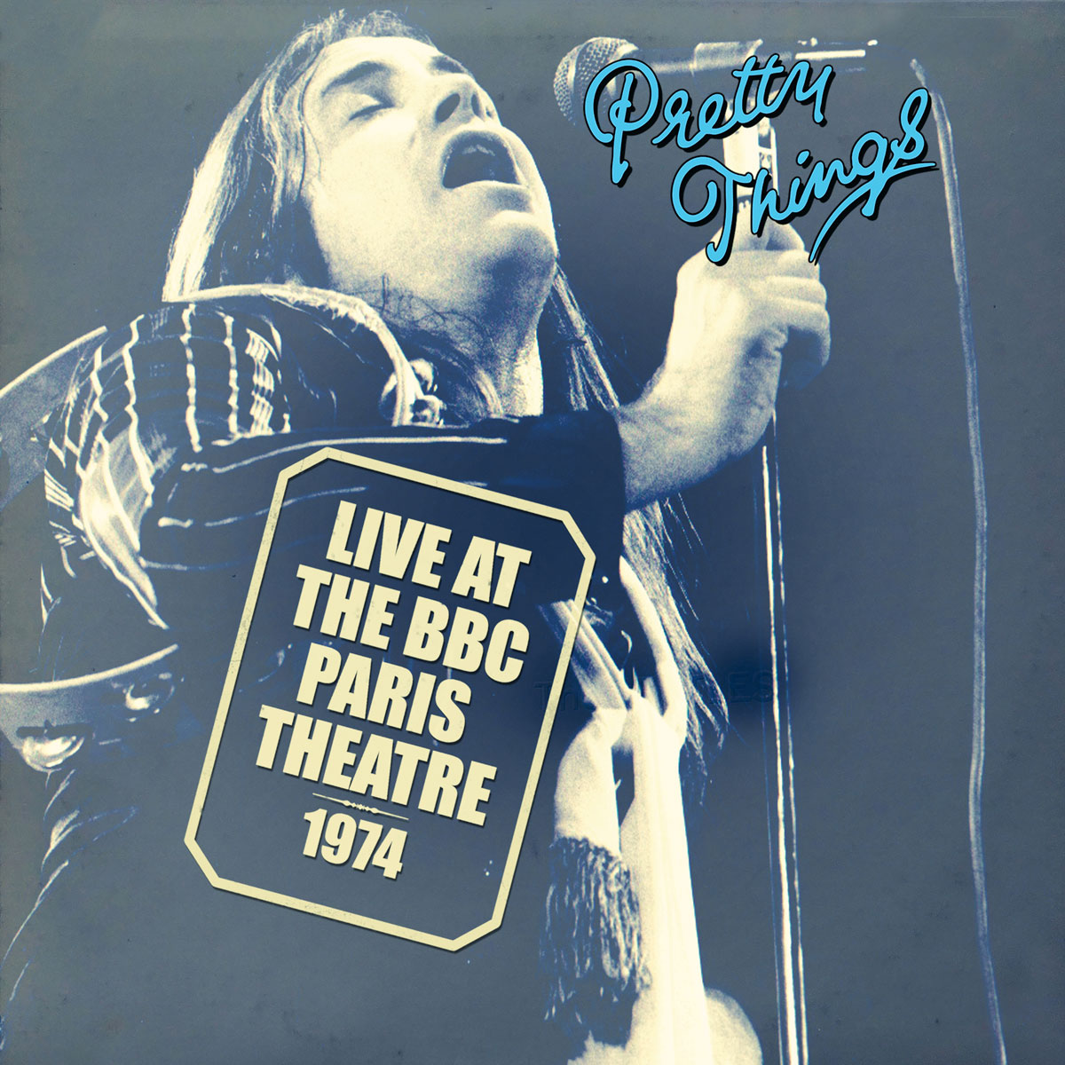 Pretty Things, The – Live At The BBC Paris Theatre 1974