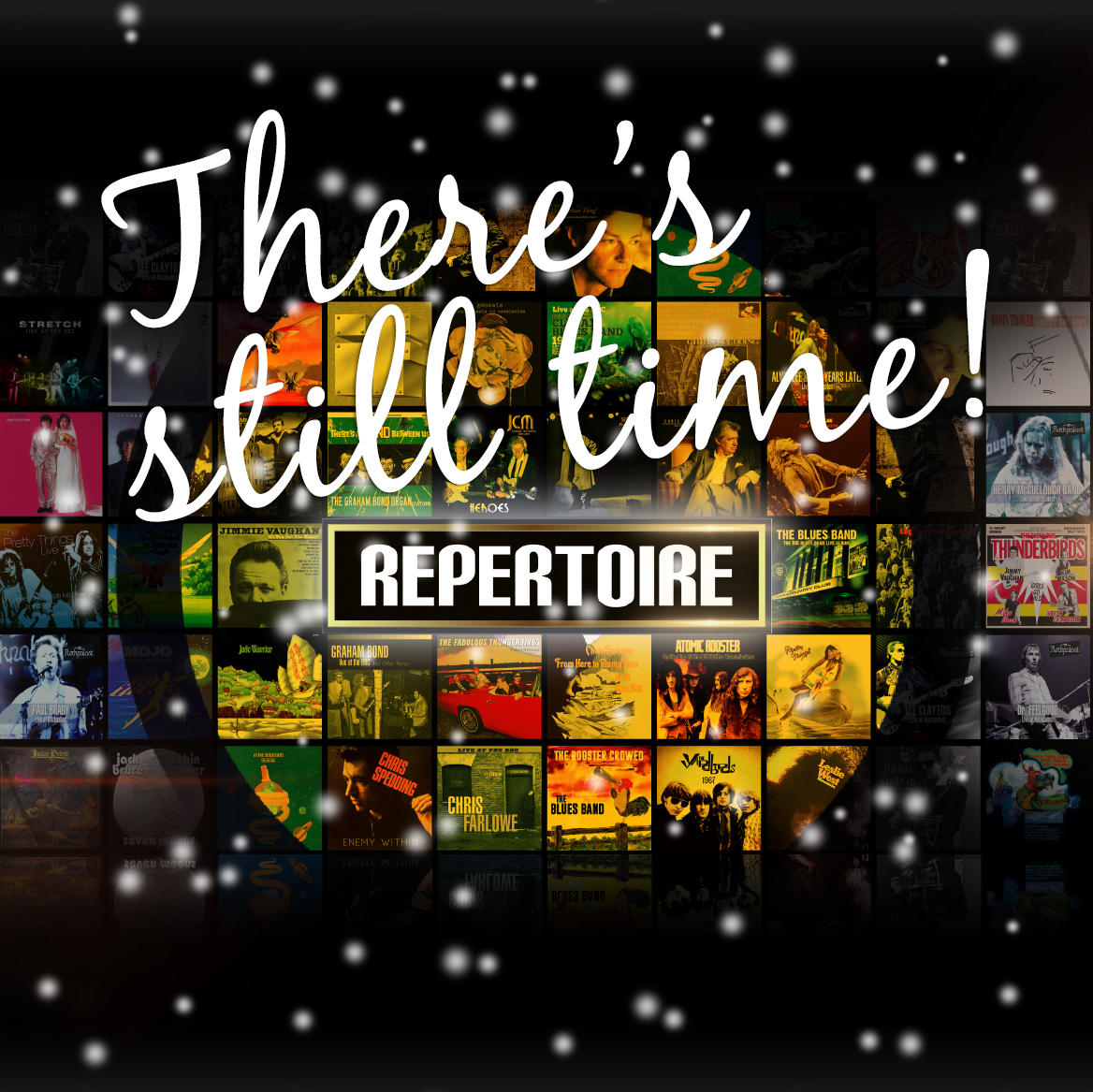 There S Still Time Repertoire Records