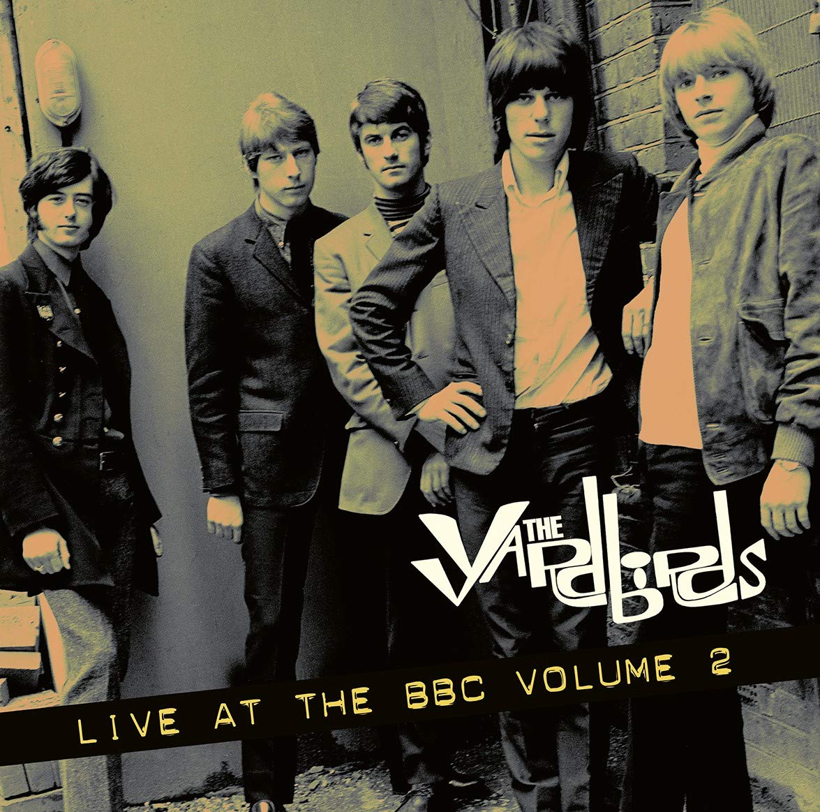 Yardbirds, The – Live At The BBC Volume 2