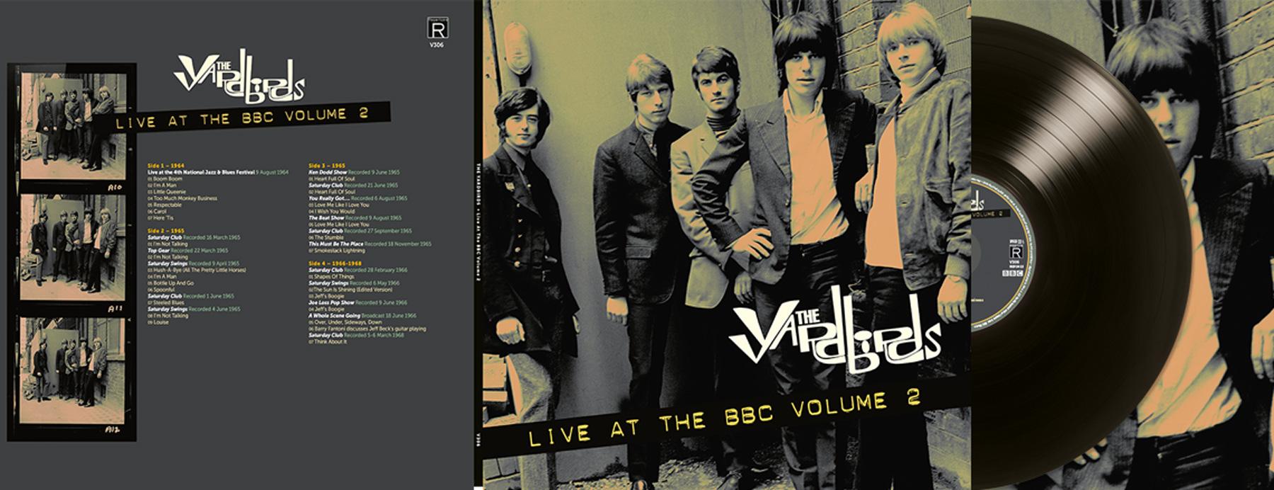 Live At The BBC Volume 2