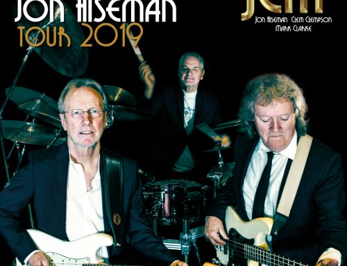 "JCM ""In Memory of Jon Hiseman"" Tour Announced for 2019"