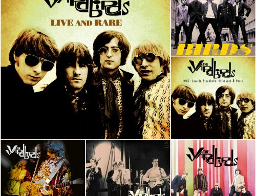 The Yardbirds Live & Rare, Limited Edition Boxset