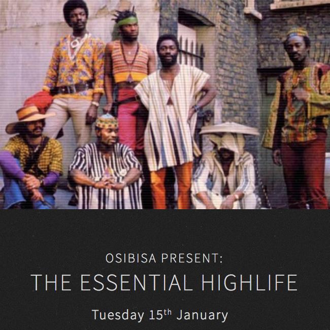 Osibisa – January 2019