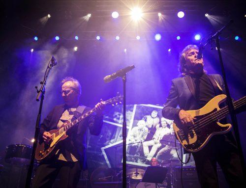 "JCM performing live at ""Tribute to Jon Hisman"""