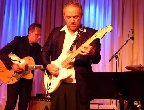 Jimmie Vaughan on Repertoire Records