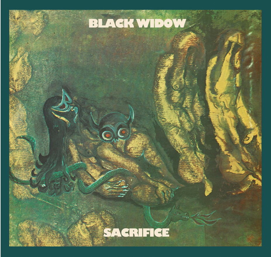 Black Widow – Sacrifice