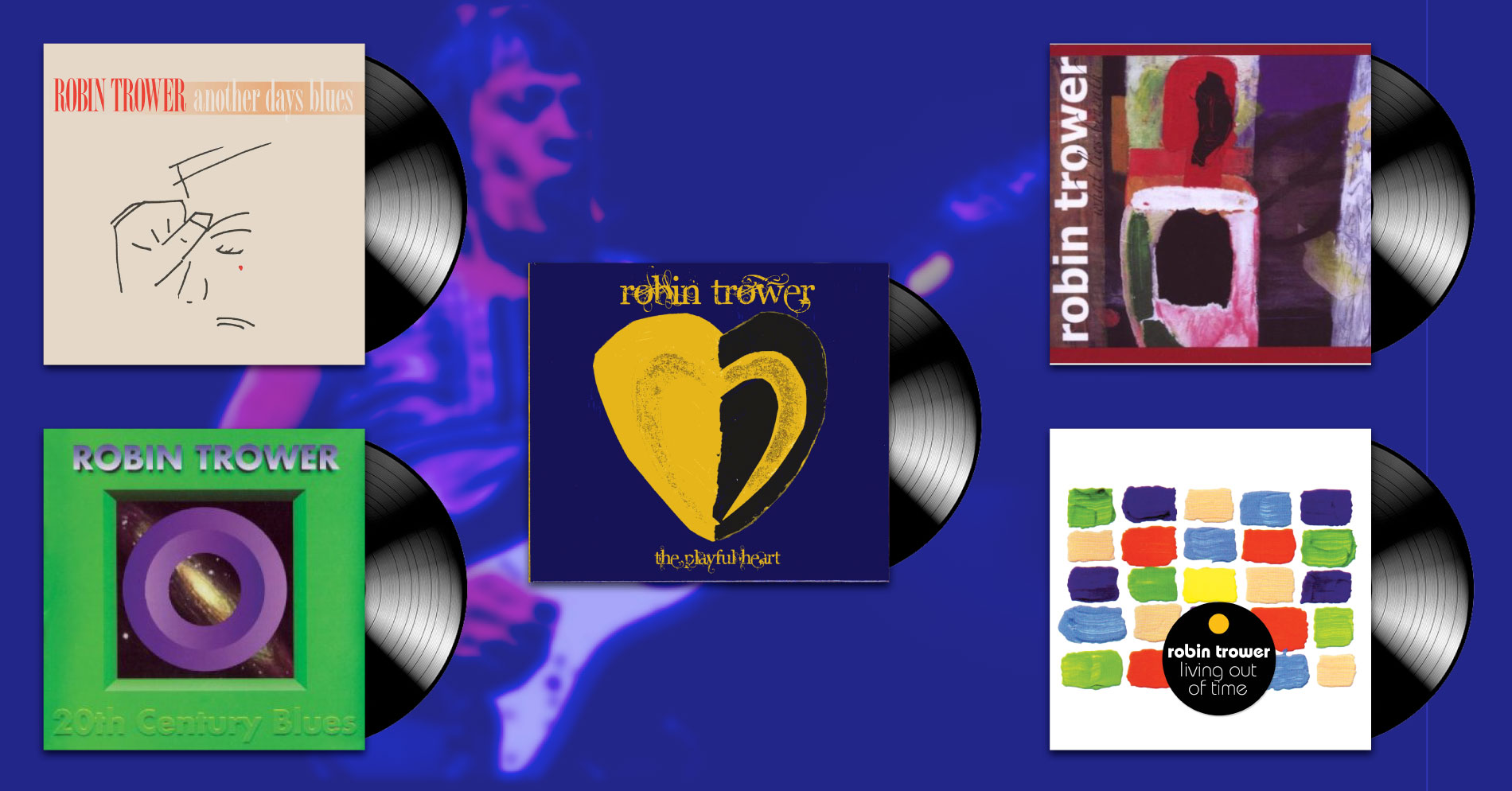 5 New Releases on Deluxe Vinyl!