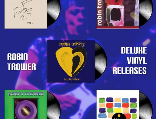 5 New Releases from Robin Trower