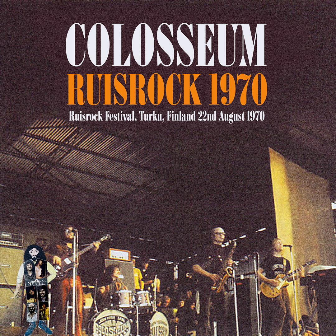 Colosseum – Live at Ruisrock, Turku, Finland