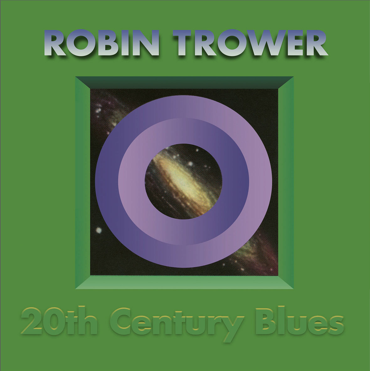 Robin Trower – 20th Century Blues LP